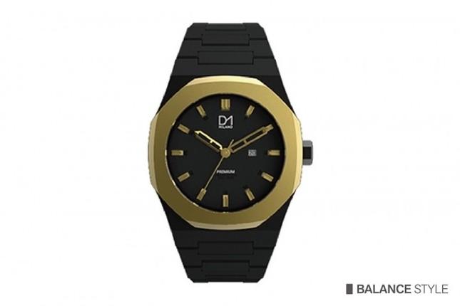 ゴールド×ブラック