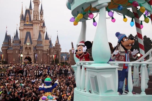 TDLの「クリスマス・ストリーズ」の第4話「ミッキーマウスが友だちと過ごす楽しいクリスマス」