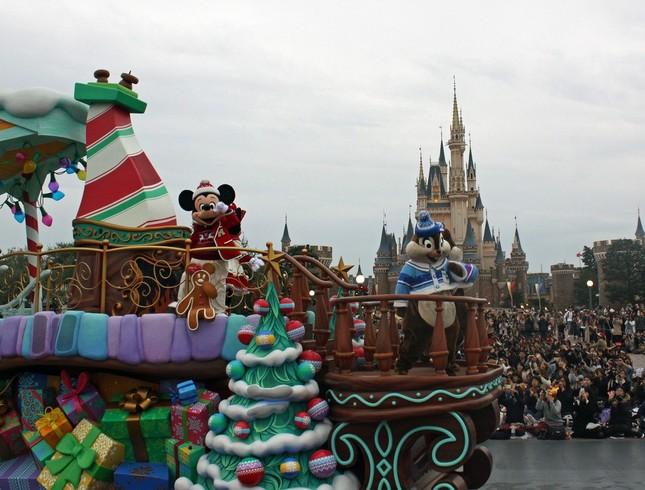 TDLの「クリスマス・ストリーズ」第4話「ミッキーマウスが友だちと過ごす楽しいクリスマス」