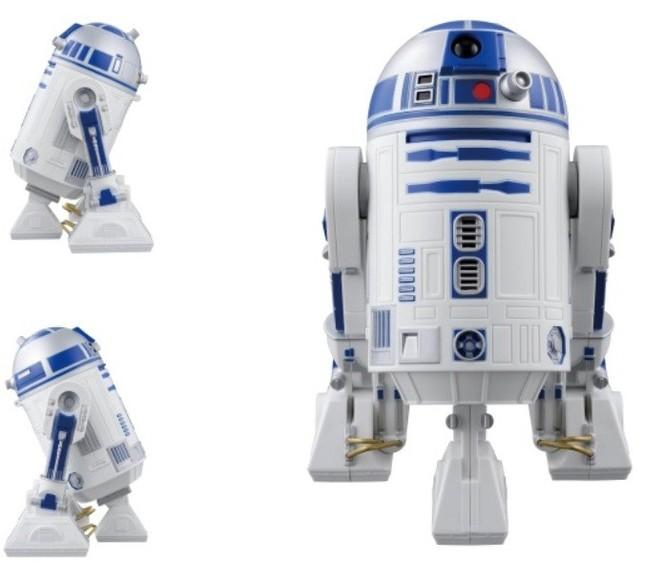 A賞は胴体部分が外れてペン立てになる「R2-D2」