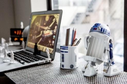 A賞「R2-D2」の使用例