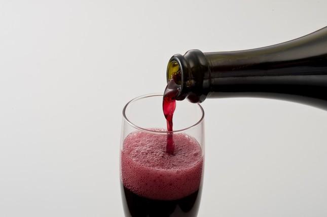 赤スパークリングワイン「カリントン・グレーススパークリングシラーズ」は日本初上陸
