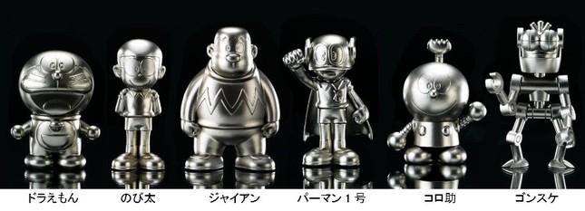 第2弾「藤子・F・不二雄キャラクターズ」