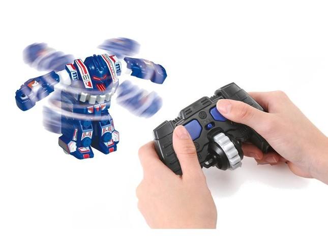 「ロボットを操縦したい」男の子の夢を具現化
