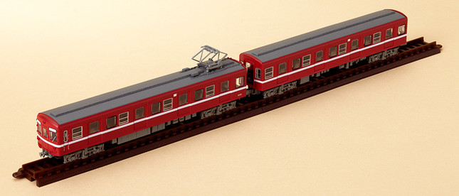 鉄道コレクション 京浜急行電鉄700形(非冷房車) 2両セット