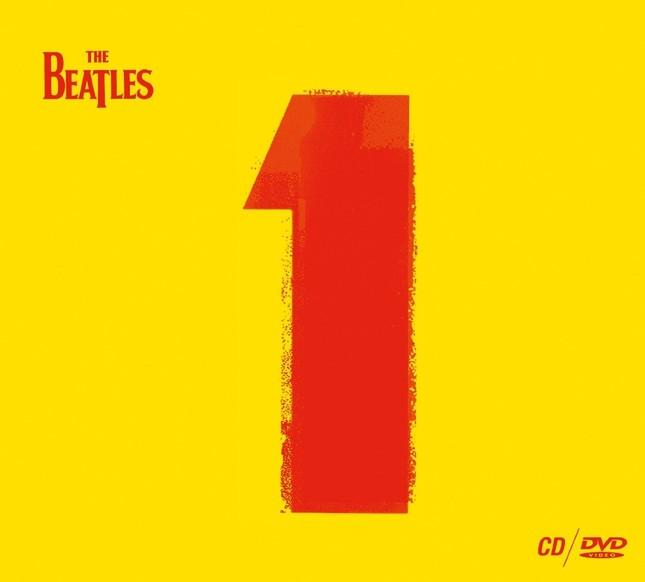 「ザ・ビートルズ1」初回限定スペシャルプライス盤