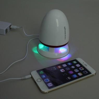 スマートフォンとも接続可能