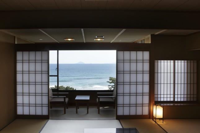 伊豆の春と老舗旅館のおもてなし