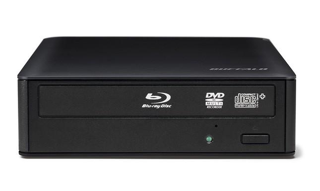 超長期保存可能な「M-Disc」もサポート