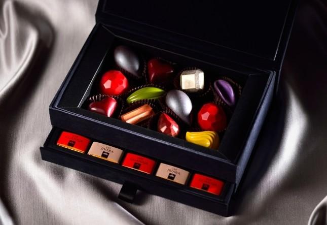 東京マリオットホテルのJewel Chocolate Box 「Bijoux」