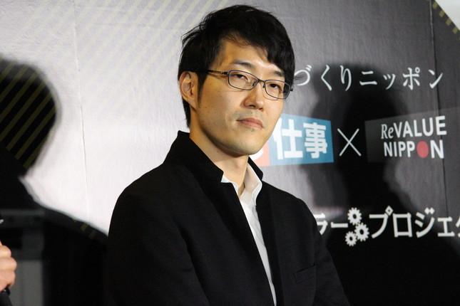 プロダクトデザイナーの佐藤ナオキ氏