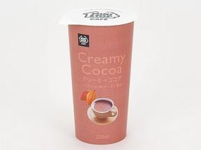 「MINISTOP CAFE」に「クリーミーココア」新登場!Wロースト製法で仕上げたこだわりのカカオ豆を使用