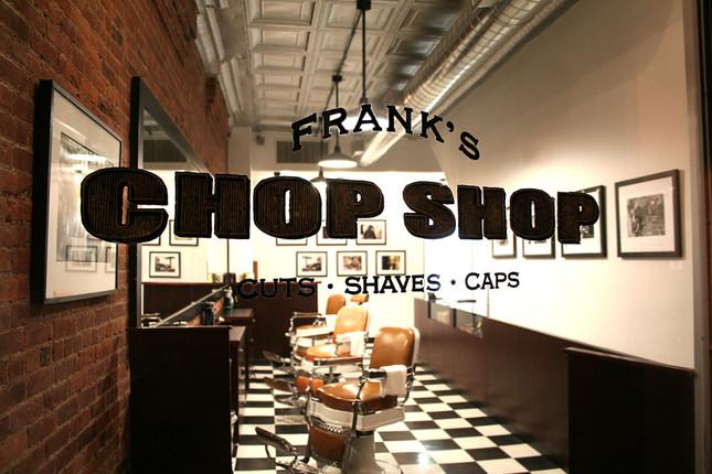 FRANK'S CHOPSHOP NY