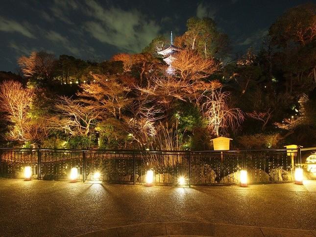 ホテル椿山荘東京での「花灯路」