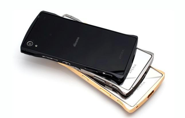 フラッグシップXperiaの携帯性を損なわず保護性能を向上