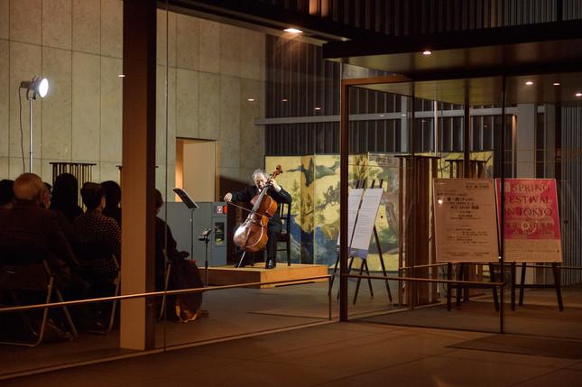 「ミュージアム・コンサート」写真提供:東京・春・音楽祭実行委員会/撮影:青柳聡