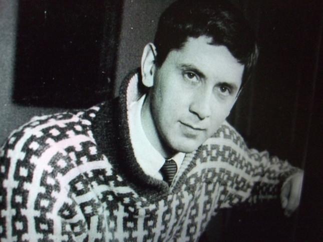 作曲者ラウタヴァーラの1950年代の肖像