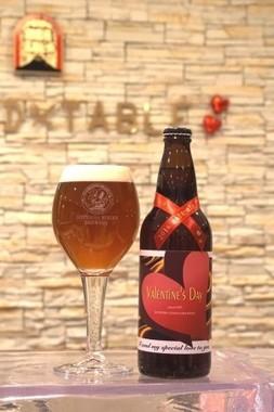 女性醸造士がバレンタイン向けに考案