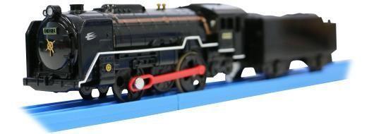 C62 2号機蒸気機関