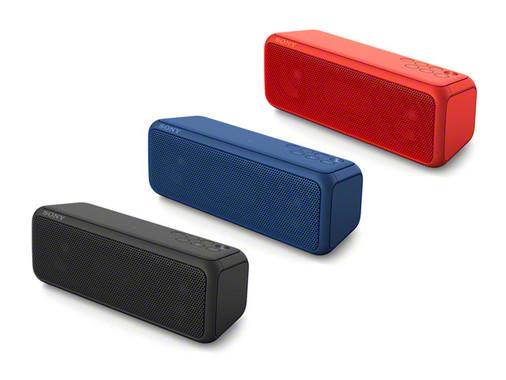 コンパクトながら高い音圧とパンチのある低音再生