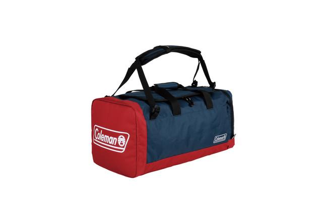 幅広く使えるアウトドアバッグ