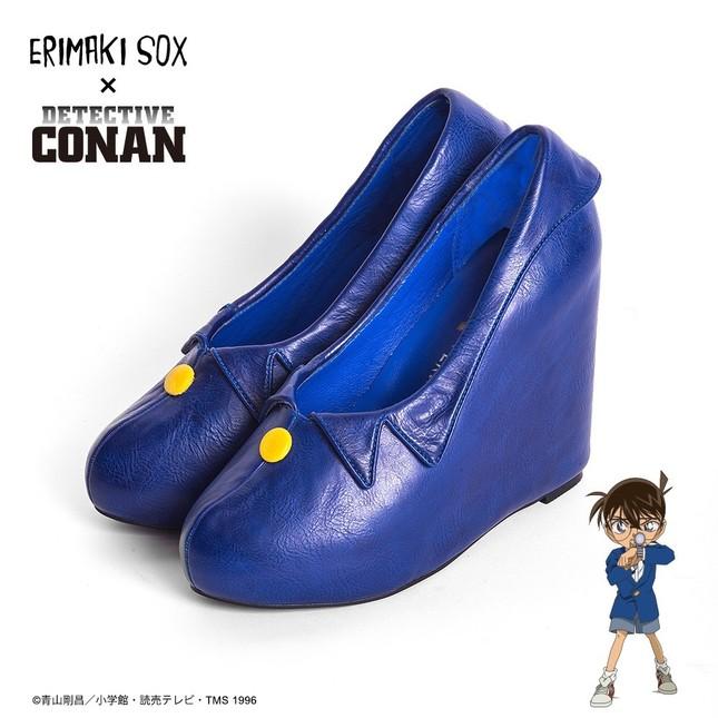 コナンモデル エリマキパンプス