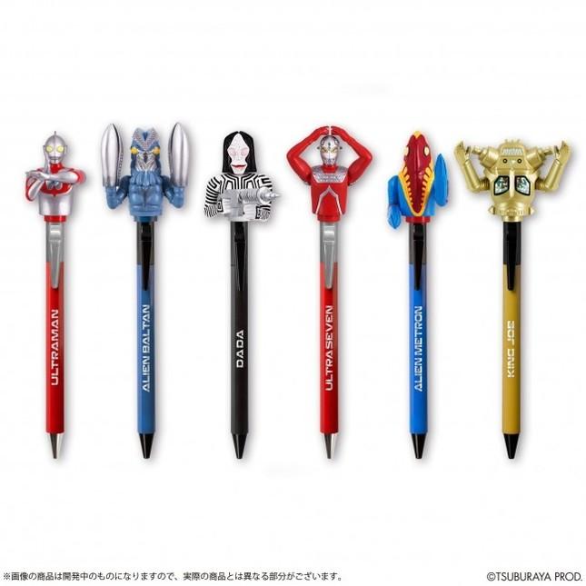 「ウルトラアクションペン」はコレクションとしても楽しめる