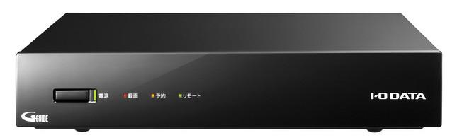 Wチューナー搭載、USB HDDやNASと接続すれば録画も