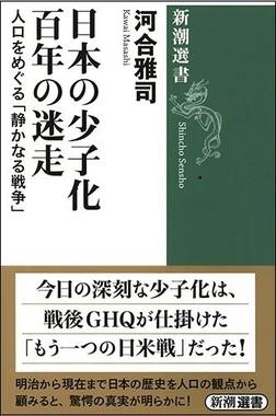 日本の少子化 百年の迷走―人口をめぐる『静かなる戦争』
