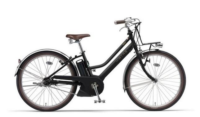 北欧テイストでファッショナブルな電動アシスト自転車2016年モデル