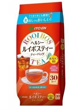 稀少なルイボス茶葉を使用しすっきり飲みやすく仕上げた!