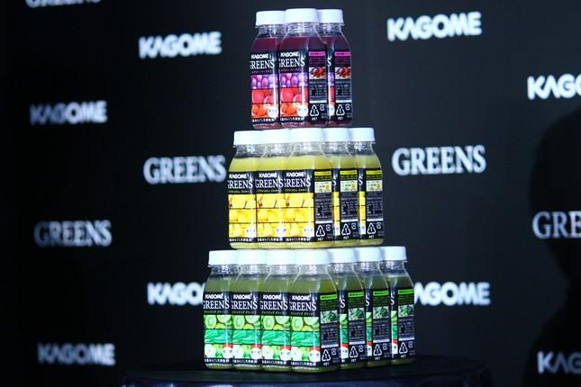 クレンジンググリーン、リフレッシュイエロー、エナジーパープルの3種類