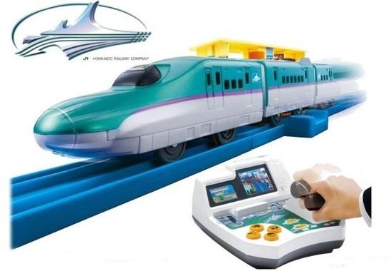 話題の北海道新幹線を思い通りに運転できる!