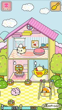 子供でも安心してプレイ、集めて楽しい「スプーンペット」