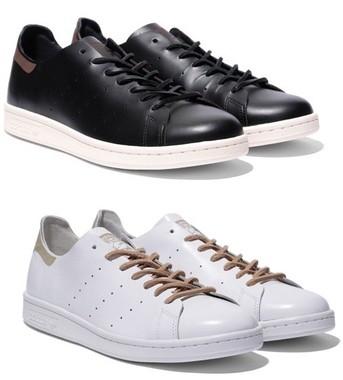 adidas スニーカー 本革