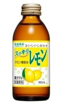 クエン酸配合で手軽に栄養補給できる炭酸飲料