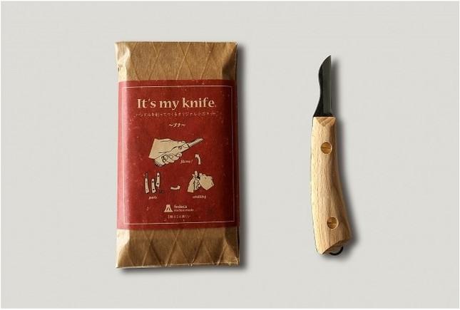 刃はひとつひとつ職人が手で研ぎ上げた