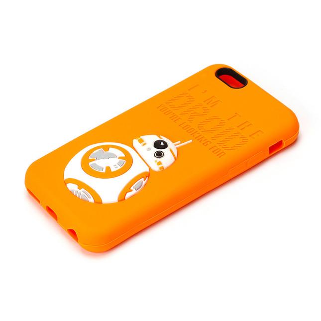 「BB-8」が優しく・かわいくiPhoneを守る
