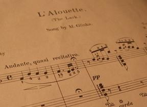 「ロシア音楽の春」告げた「ひばり」 グリンカ歌曲をバラキレフが編曲して大空に