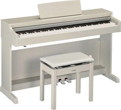 ヤマハ 電子ピアノ アリウス「YDP-163WA」*ホワイトアッシュ調仕上げ
