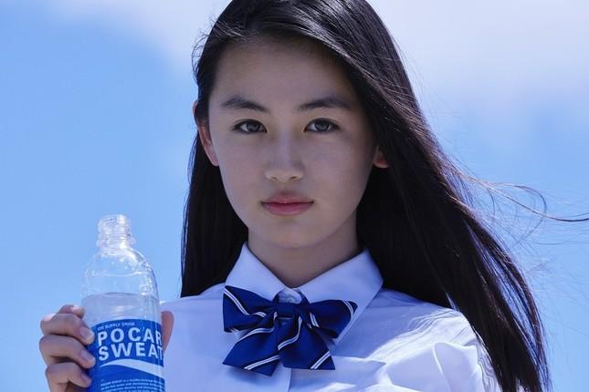 14歳新人・八木莉可子さんを起用