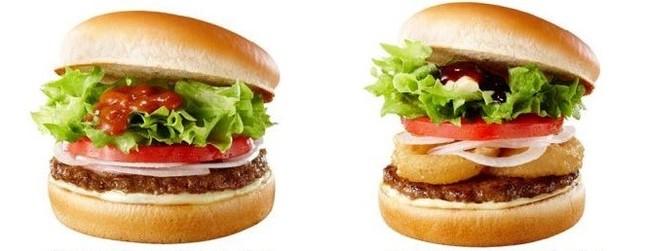 初夏にぴったりなハンバーガー
