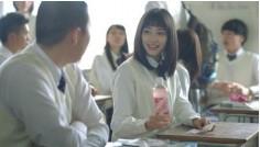 可愛くてコミカルな広瀬さんが楽しめるCM