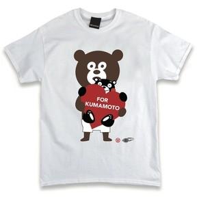 BEAMSがくまモンのチャリティーTシャツ販売 収益を被災地への支援金に