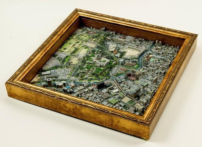 被災地・熊本を3D地図で応援