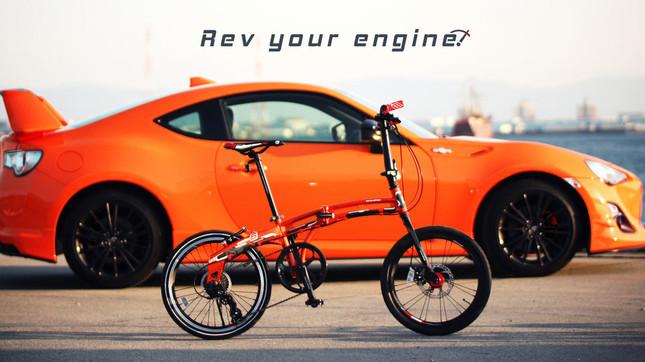 自動車に自転車を積む「6輪生活」を楽しめるモデル