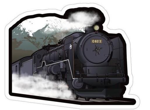 京都鉄道博物館の展示車両がフォルムカードに!