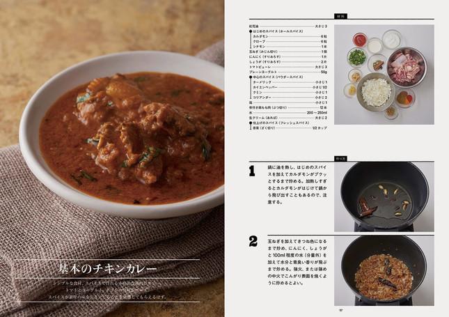 様々なスパイスの種類やレシピを紹介