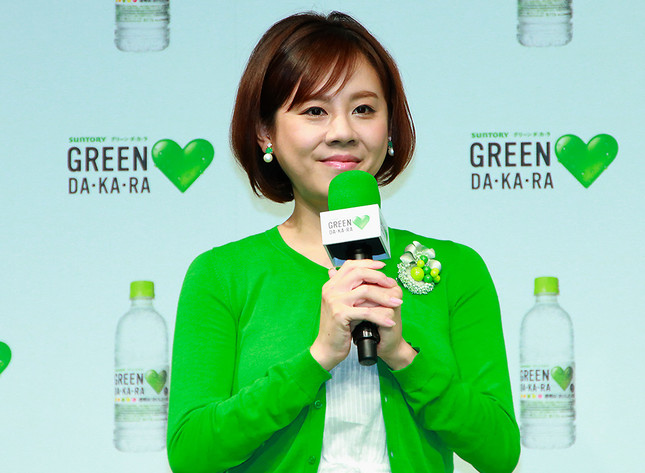 ゲスト出演した、フリーアナウンサーの高橋真麻さん