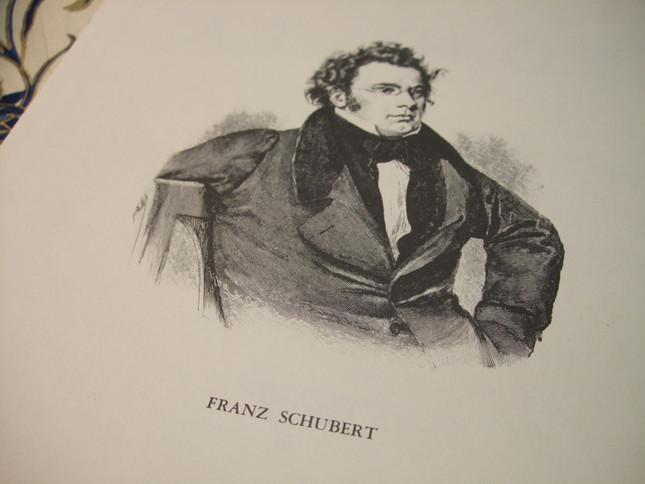 シューベルトの肖像
